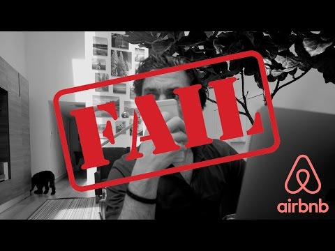 AIRBNB FAIL: DON'T RECORD A PROFILE VIDEO!!