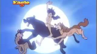 Old & new Jungle Book song merger in HINDI