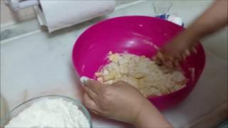Mısır Unlu Kurabiye ( Cornmeal Cookies )