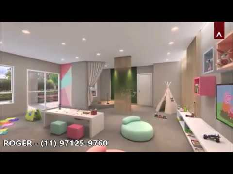CONVIVA PARQUE SÃO DOMINGOS - 59 e 71 m² - LANÇAMENTO