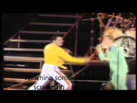 Under Pressure - David Bowie and Queen (subtitled)