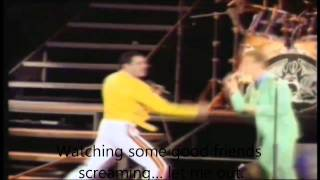 Under Pressure - David Bowie and Queen (subtitled).wmv