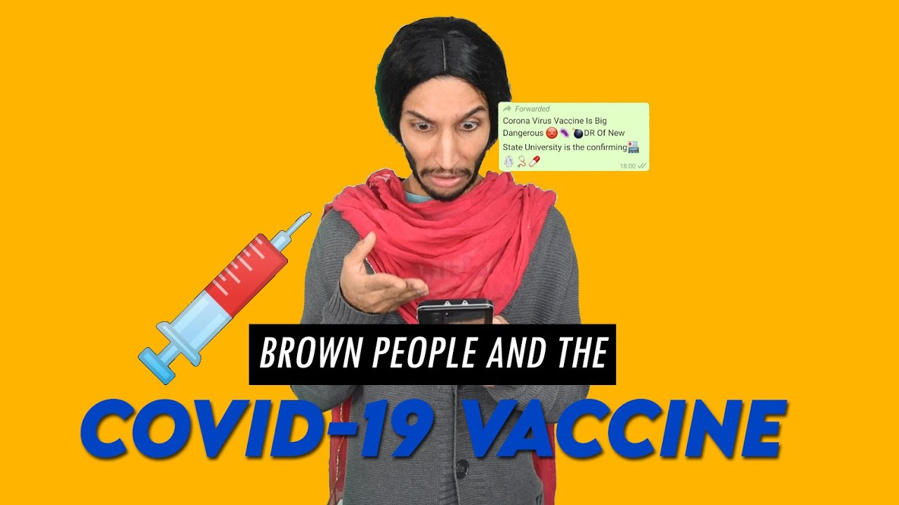 Download Desi People & The Covid-19 Vaccine