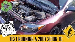 891707,2007, TC, Scion,2 4,5MT