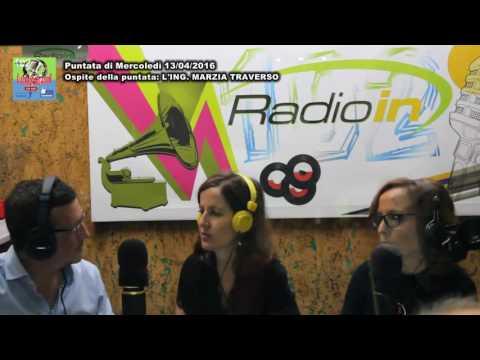L'ALTROPARLANTE - MAURO FASO - RADIO IN: Puntata di mercoledì 13/04/2016
