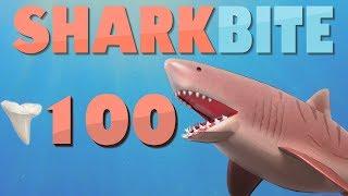 SharkBite Exclusive YouTube Codes! [100 FREE TEETH] Roblox
