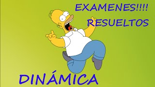 Exámenes dinámica 01 fuerza resuelto 4 ESO