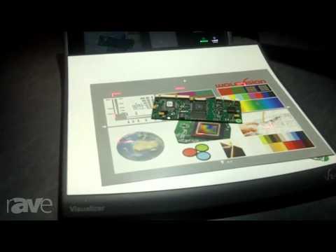 InfoComm 2013: WolfVision Details the VZ-9.4 Desktop Visualizer