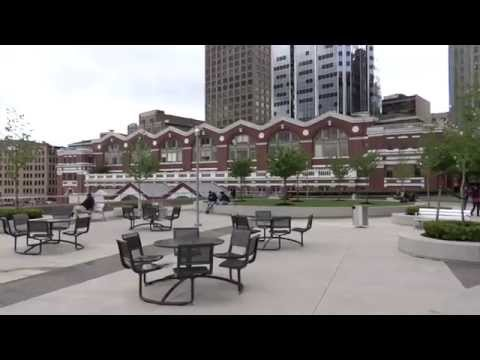 Vancouver, British Columbia - Granville Square Plaza HD (2014)