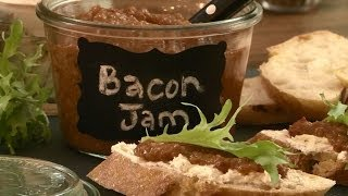 Father's Day Recipes - How To Make Bacon Jam