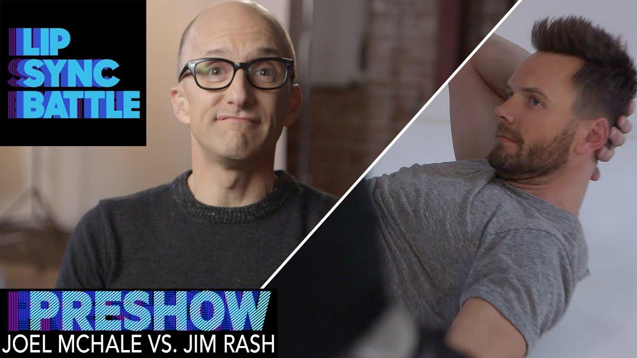 Download Joel McHale vs. Jim Rash (Preshow)   Lip Sync Battle