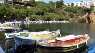 Agios Nikolaos Crete Greece Греция Крит г. Агиос Николаос.Озеро, пляж.14.05.12(Греция г. Агиос Николаос. Озеро, пляж. (Greece Agios-Nikolaos), 2012-06-03T12:50:57.000Z)