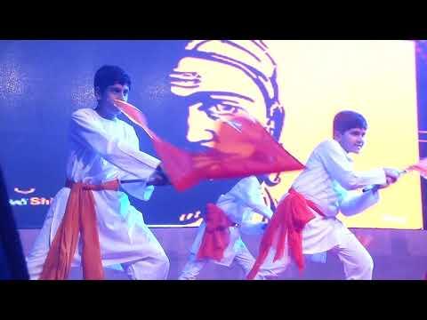 Mi Shivaji raje bhosle boltoy | Marathi folk dance | O raje dance | Shivaji Maharaj