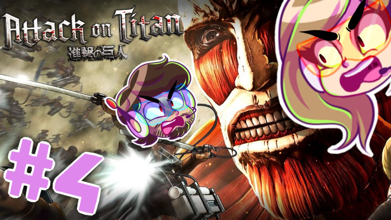 Attack on Titan: Wings of Freedom ☆ Mikasa es su casa ☆ Episode 4 ...