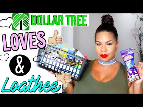 DOLLAR TREE LOVES & LOATHES | DOLLAR STORE PRODUCT REVIEWS 2017 | Sensational Finds