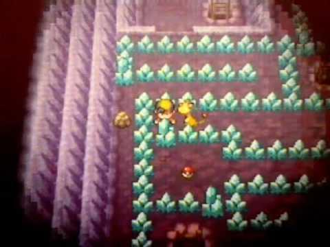 Pokemon Heart Gold Walkthrough 94 - Cerulean Cave & Mewtwo ...