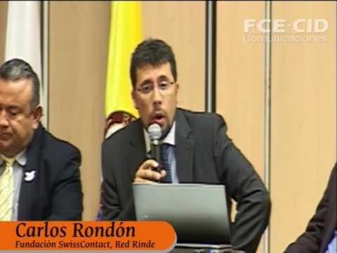 Debate CID, tercer panel: Construcción socio territorial de la paz