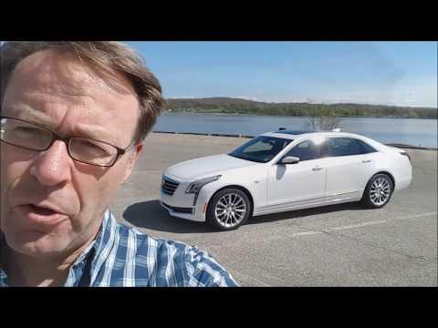 CARS - Cadillac CT6 3,0TT Premium Luxury