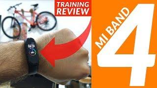 Xiaomi Mi Band 4 In-depth Review - Full Training Mode Tested | Walking, Biking, Gym, Waterproof Test