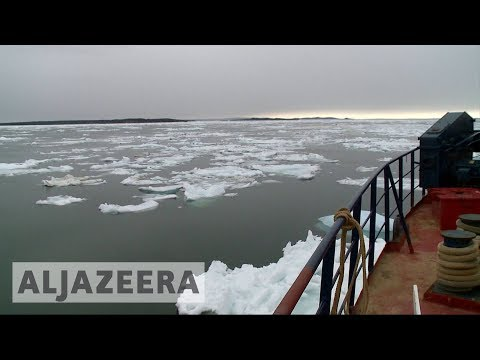 🇨🇦 Nearly ice free Arctic to increase shipping traffic