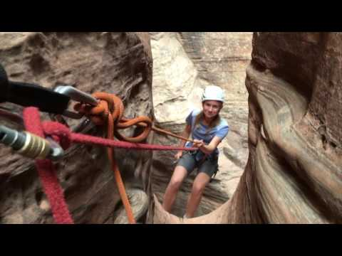 Zion 1/2 Day Canyoneering Adventure