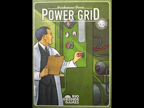 No Rules Review: Power Grid