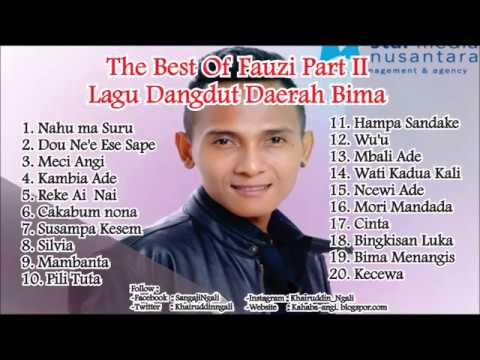 The  Best Fauzi Bima Part II   Lagu Dangdut Bima Dompu