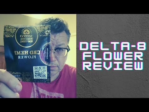 Sour Glue Delta-8 Flower Review – Industrial Hemp Farms