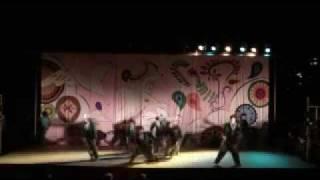 広島大学大学祭 Rhythmic Dance Clubショウケース '08.11.3.