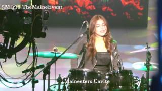 Maine on Drums (Love Me Like You Do) Offcam HD