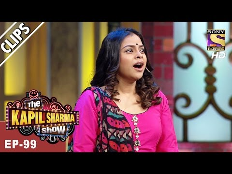 Sarla Meets Hans Raj Hans & Navraj Hans - The Kapil Sharma Show - 22nd Apr, 2017