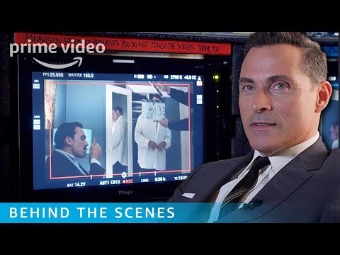 The Pale Horse Behind The Scenes Exclusive Insights | Prime Video