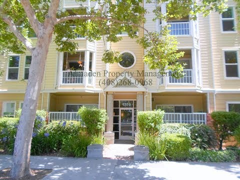 Condo for Rent in San Jose 2BR/2BA by Property Management in San Jose
