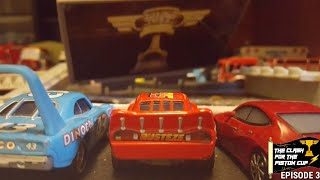 The Clash For The Piston Cup (Episode 3): The Fall Of The Competition