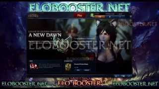 LoL ELO Booster League of Legends - LoL ELO Boosting PATCH 6.20 UPDATED(ELO Booster is a lol elo boosting software! Download it right now here: http://beprogamer.com/elobooster.php More info about ELO Booster. Everything about lol ..., 2014-07-24T10:29:19.000Z)