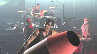 Rammstein Pussy Live Montreal 2012 HD 1080P