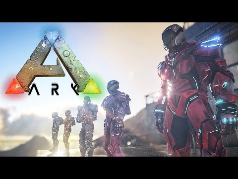 ARK: Survival Evolved   TEK Tier Gameplay Preview Trailer. GameSpot