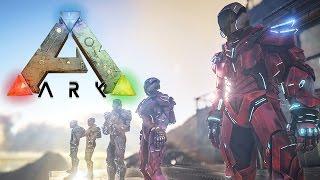 ARK: Survival Evolved - TEK Tier Gameplay Preview Trailer