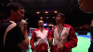 YONEX ALL ENGLAND BADMINTON CHAMPIONSHIPS 2014 MATCH 2 Final