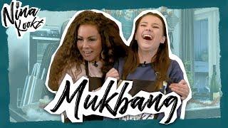 EXTRA: MUKBANG MET MICHELLA KOX | Nina Kookt! - CONCENTRATE VELVET