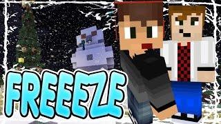 Minecraft FREEZE: Folge 1 | Die knorke Weihnachtsstadt der Toten