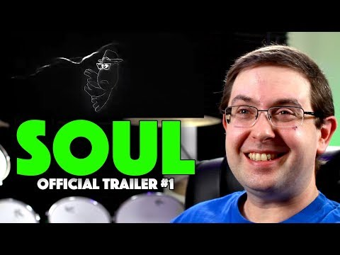 REACTION! Soul Trailer #1 – Tina Fey Disney Pixar Movie 2020
