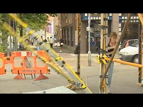 Unsafe Construction Environment