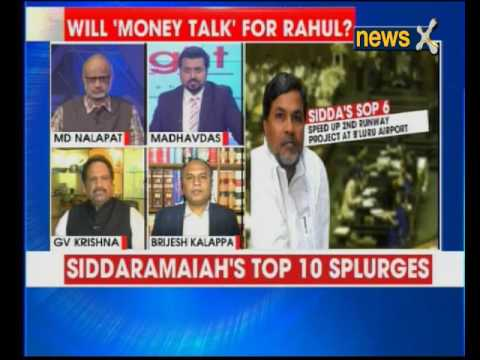 Insight: Biggest ever Karnataka budget - CM Siddaramaiah 1.82 lakh crore sop splurge