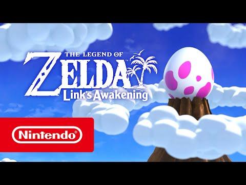 The Legend of Zelda: Link's Awakening - Tráiler del E3 2019 (Nintendo Switch)