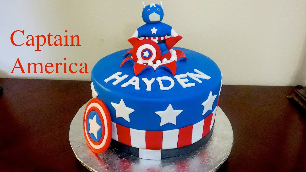 How to make a Superhero bursting through Fondant Cake YouTube