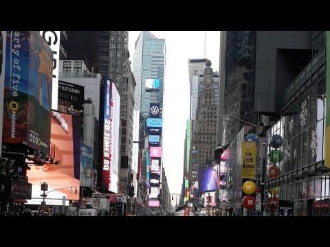 مباشر من نيويورك: تحضيرات الأمريكيين للاحتفال برأس السنة