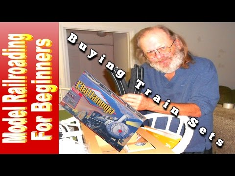 Model Railroading For Beginners – Train Sets – Episode 05 🚂