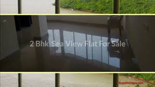 2 Bhk flat for sale on 7th floor in Goa Sea view