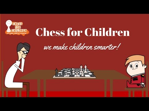 CHESS FOR CHILDREN - What we do